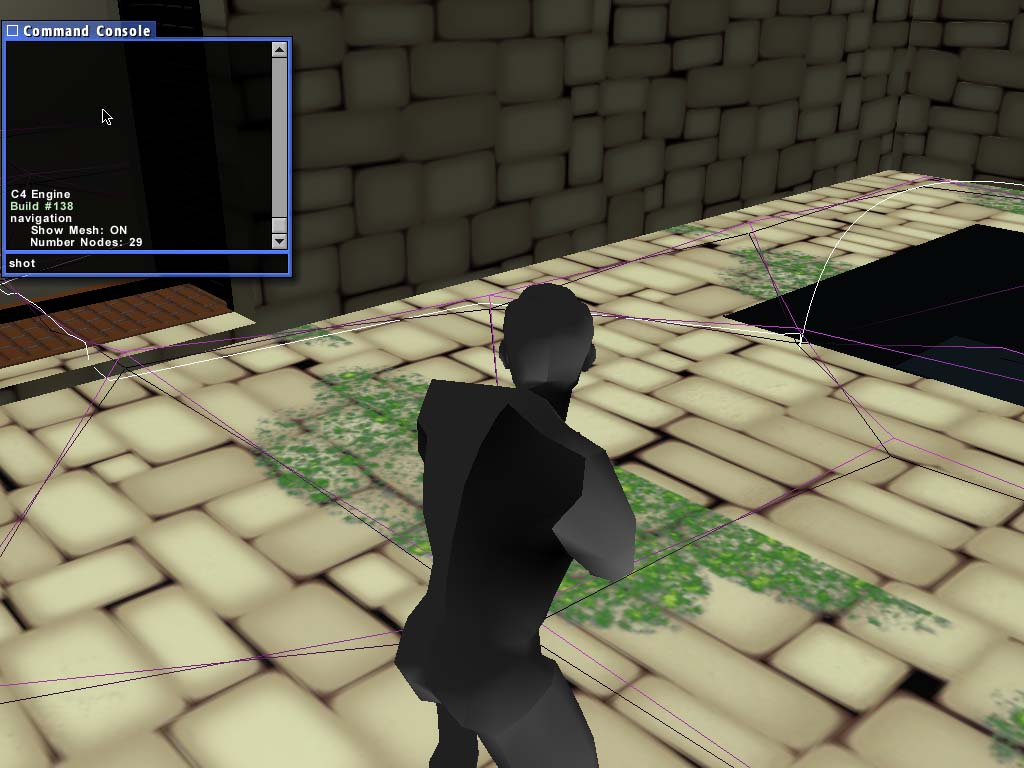 Pathfinding WIth the C4 Game Engine